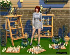 Jenni Sims: Decoratives Vol 27 • Sims 4 Downloads