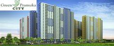Apartemen The Green Pramuka City in Djakarta, Jakarta
