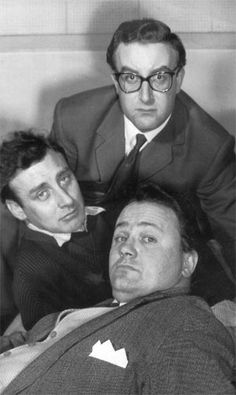 The Goons.oooo he fell in the water. Top Comedies, Classic Comedies, British Comedy, British Actors, Tv Actors, Actors & Actresses, Welsh, Comedy Tonight, Vintage Television