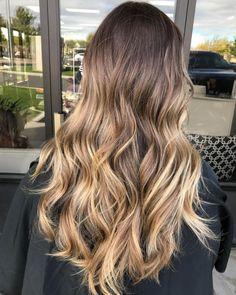 @hairbykathynunez - Brunette goals http://www.qunel.com/ fashion street style beauty makeup hair men style womenswear shoes jacket