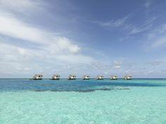 Jumeirah Vittaveli - The Lagoon Suites