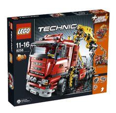 LEGO Technic 8258 - Truck mit Power-Schwenkkran Lego http://www.amazon.de/dp/B001U3ZMKO/ref=cm_sw_r_pi_dp_bIgGub0YEAXBB