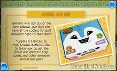 Toucans Are Here!! animal-jam-box  #AnimalJam #News http://www.animaljamworld.com/toucans-are-here/