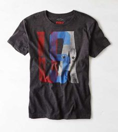 AEO Wear America Graphic T-Shirt - Buy One Get One 50% Off