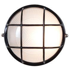 dCOR design 1 Light Outdoor Bulkhead Light & Reviews   Wayfair