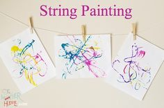 string painting