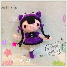 amigurumi doll handmade crochet cute                                                                                                                                                                                 Mais
