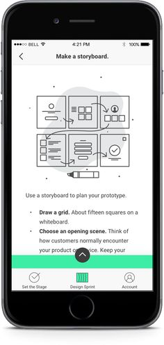 Duco App - A day by day guide into the Google Ventures framework of building great digital products.