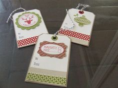 *Stampin' Up, by Amy Frillici, Gathering Inkspiration, order products online at amysuzanne.stampi..., season of style washi tape, christmas collectibles, christmas ornament punch, very merry tags, scallop circle punch, tags 4 you