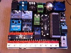 Tight #pedalboard