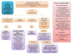 EKG Interpretation Algorithm (including Mean Electrical Axis Changes)