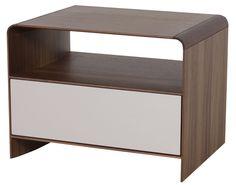 LEAF BEDSIDE TABLE BY GAL TEVET