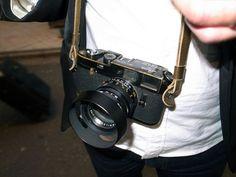 Shibuya Black Paint Leica M4 with 50mm f1.4 Summilux lens