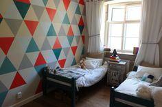 Kicsi Ház: Fali geometria