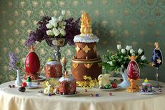 Easter - Metropol (Moscow, Russia)