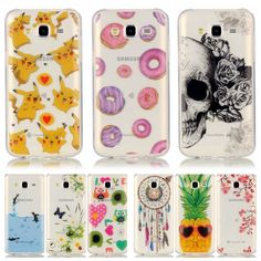 Soft TPU Silicone case sFor Fundas Samsung Galaxy J5 J500M J500F case For Samsung Galaxy J5 2016 J510 J510F clear Phone Case