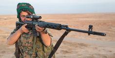 Outdoor Girls, Female Fighter, Military Women, Kurdistan, Freedom Fighters, Girl Next Door, Character Inspiration, Art Photography, Guns