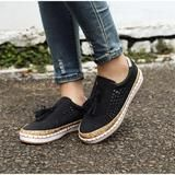 Women Slip On Hollow Out Flats Ladies Breathable Loafers Casual Platform Vulcanized Sewing Sneakers Shoes Clothing Sites, Ladies Slips, Red Green, Espadrilles, Shoes Sneakers, Loafers, Platform, Slip On, Flats
