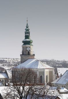 Slovakia, Modra - Stephen's church Central Europe, Bratislava, Czech Republic, Hungary, Poland, Wanderlust, Building, Travel, Buildings