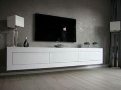 Living Room Tv, Living Room Modern, Home And Living, Living Room Designs, Rack Tv, Muebles Living, Home Furniture, Family Room, Interior Design