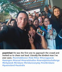 https://www.instagram.com/p/BJjTndhjNDl/ - This man LOVES people and has a heart for people :) :) :)❤️❤️❤️