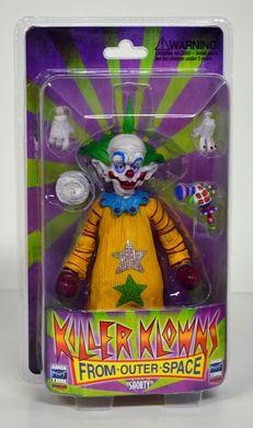 Killer Klowns Shorty Action Figure- package shot finally!