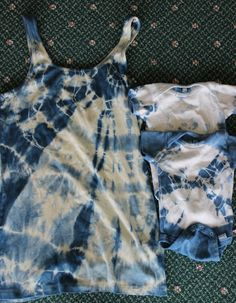 Craft Product Review: Indigo Dye by Jacquard Products