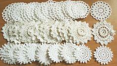 Vintage Crochet .