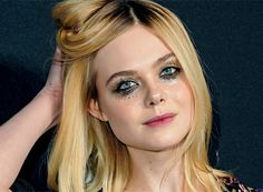 Glitter tears - Elle Fanning (Foto: Getty Images)