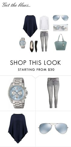 """""""#4"""" by misskotte on Polyvore featuring Anna Field and Ray-Ban"""