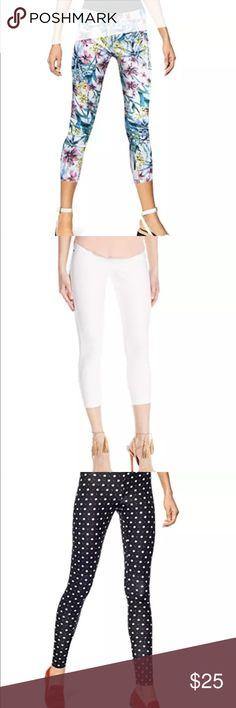 Hue ladies Capri leggings Hue ladies assorted Capri leggings HUE Pants Leggings