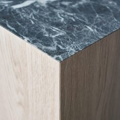 Cesar Wood And Marble Kitchen Cabinet Design