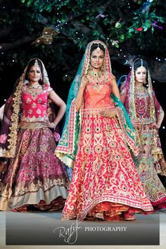 Ekta Solanki at the Asiana Bridal Show 2011 ~ asian fashion blog