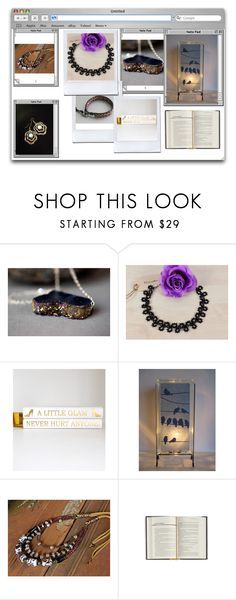 """""""per voi #9"""" by acasaconmanu on Polyvore featuring moda e E. Lawrence, Ltd."""
