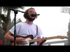 ▶ Bon Iver - Re: Stacks - Live @ Hollywood Forever Cemetary 9/27/09 in HD - YouTube