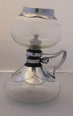 Silex Vacuum Coffee Maker
