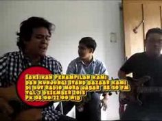 DEWA - HIDUP ADALAH PERJUANGAN (ROCKMEN COVER) (+playlist)