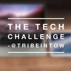 This weeks Follow-through Challenge is a tech challenge. I've always been really aware of the negative associations with technology, both social and health-wise, but always had trouble implementing meaningful change. Reducing radiation is something I think is really important for the future health of my family. My aim is to carry on the challenge well after the week is over, so hopefully this week is just the beginning of a positive change