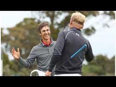 World Cup of Golf Soren Kjeldsen and Thorbjorn Olesen win World Cup of G...