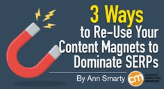 Here are three ways to turn your on-site lead magnets into digital assets for third-party sites and help your SEO – Content Marketing Institute Content Marketing Strategy, Seo Marketing, Small Business Marketing, Affiliate Marketing, Online Marketing, Internet Marketing, Business Tips, Digital Marketing, Marketing Website