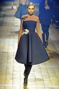 Fashion-Isha: The Shirt Under Strapless Dress Dilemma