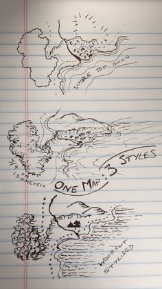 Photos from posts - pencil-drawings Fantasy Map Making, Fantasy World Map, Rpg Map, Writing Fantasy, Dungeon Maps, D&d Dungeons And Dragons, Map Design, Pen And Paper, Drawing Techniques