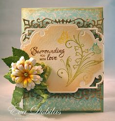 For the love of life: JustRite Papercrafts: Caring Thoughts Sentiments