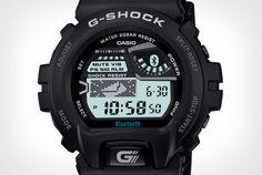 Bluetooth G-Shock Casio