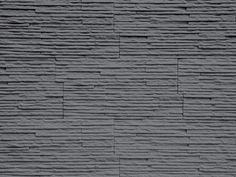 Revestimiento de pared 3D de piedra reconstituida para interiores MONTE BIANCO by BIOPIETRA®