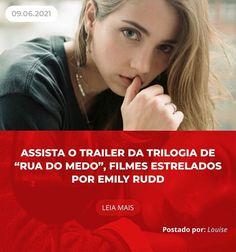Instagram Emily Rudd, Trailer, Instagram, Movies