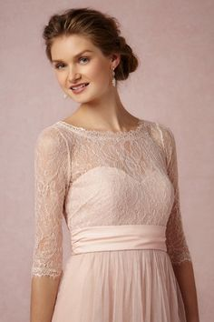Amelie Topper from BHLDN