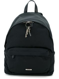 GIVENCHY Key Charm Backpack. #givenchy #bags #backpacks #cotton