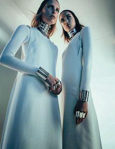Jenna, Lina & Stasha by Sebastian Kim for Vogue Russia April 2015
