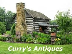 Curry's Antiques specializing in primitive american antiques and crafts from the 18th and 19th century.
